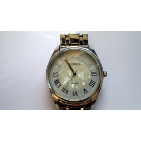 1ec66acffba Relógio Masculino Terner Funcionando Aço-inox. Frete Grátis.