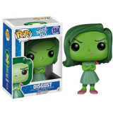 Funko Pop Disney Inside Out Disgust (vaulted)