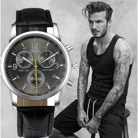 Relogios Masculinos Frete Grátis David Beckham