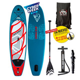 Tabla Sup Standup Paddle Echo Aquamarina Inflable Completo