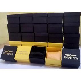 Kit 20 Unidades Caixa Para Relógios Caixinhas Luxo