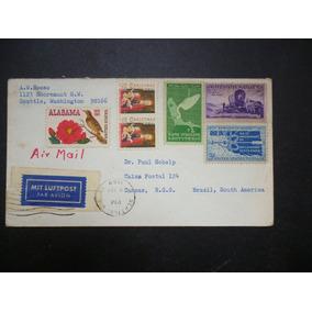 Estados Unidos Envelope Para Canoas Rs - 1969 - L - 3603