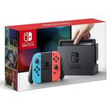 Consola Nintendo Switch Neon Nueva