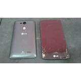 Smartphone Lg D295f - Não Liga E Display Quebrado