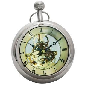 Relógio Em Metal E Vidro Always Right - 256292