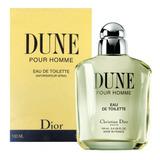 Perfume Importado Hombre Dune 100 Ml Edt Christian Dior