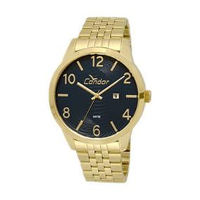 Relógio Condor Masculino Dourado Co2115wl