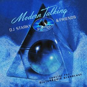 Coletânea Modern Talkin Todas - Pen Drive 16gb Gravado