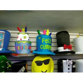 Sombreros Locos De Hule Espuma - Sombreros en Puebla para Fiestas en ... 2845fe3e9f6
