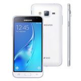 Samsung Galaxy J3 6 Branco - Sm J320m 4g Quad Core Vitrine