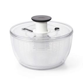 Oxo Lava E Seca Saladas Transparente 5 Litros Oxo