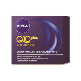 Crema Nivea Visage Q10 Plus Noche 50 Ml