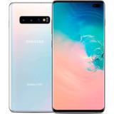 Celular Samsung Galaxy S10 Plus Branco 128gb Dual Chip T