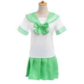 Seifuku Verde (uniforme Colegial). R  100 d4e9a287187b