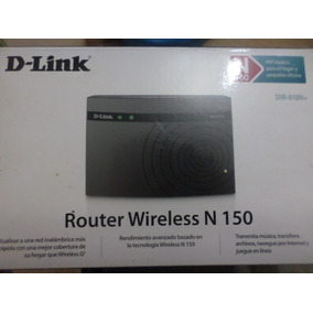 Router Wireless N150 D-link