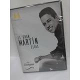 Martin Elias Cd Dvd , Nuevo Sellado Y Original