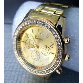 7ead4d4c483b Reloj Plata Mujer Relojes Geneva - Relojes Pulsera en Mercado Libre Perú