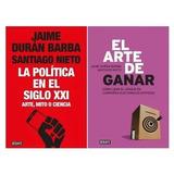Durán Barba El Arte De Ganar + La Política De Sig- Dgt