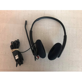 Fone Headset Plantronics Blackwire C320-m Fone De Ouvido Usb