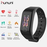 Relógio Pulseira Smartband Hununi Monitor Cardíaco Bluetooth
