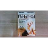 Dvd Filme Bad Timing 1980 Roeg Keitel Art Garfunkel Russell