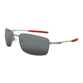18ac2e7a9 M Bon Chapeu Oakley Metal Square Cinza Simbolo Titanium S - Óculos ...