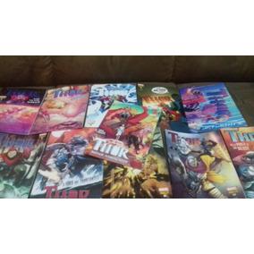 Coleção De Hqs Thor Marvel Comics 1 Ao 11