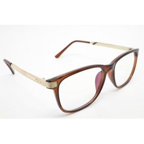 500af6560 Armação Óculos De Grau - Retrô Metal Excelente Qualidade. 5 cores