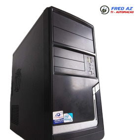 Pc Cpu Dual Core 2.6 2gb Ddr2 Hd 160gb Win7 Ecs G31t-m7