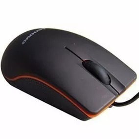 Mouse Optico Usb Lenovo En Caja Raton Con Cable Usb 2.0