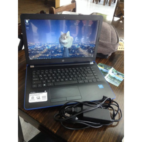 Laptop -hp Intel Celeron 4 Gb + 500 Gb