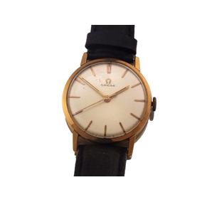 Relógio De Pulso Omega Masculino Em Ouro Rose 750 J10860