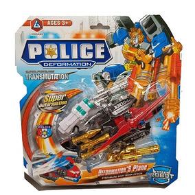 Super Robo Police Transformers