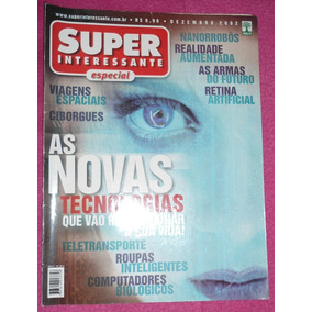 Revista Super Interessante Especial Dezembro De 2002 Usada