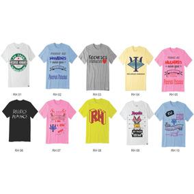 Kit Rh 2 Camisetas Recursos Humanos Atacado Formatura Expor 5ec6afd57d4