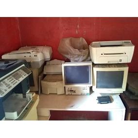 Se Venden Monitores Cpu E Impresoras Viejas