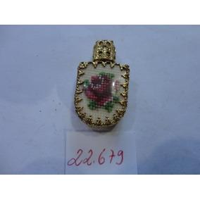 #22679 Mini Frasco De Perfume Antigo