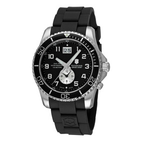 Relógio Victorinox Swiss Army Maverick 241440 Gs Dual Time