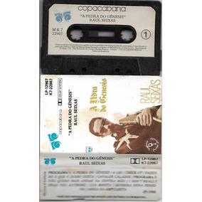Raul Seixas Fita K7 A Pedra Do Gênesis 1988