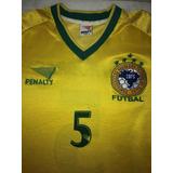 Camisa Goleiro Selecao Brasileira Futsal - Esportes e Fitness no ... fbdfc2315be31