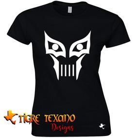 Playera Lucha Libre Kahoz By Tigre Texano Designs