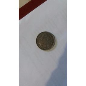50 Centavos Bolívia - Prata - 1873 Km 161.2