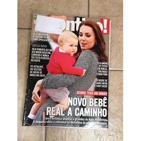 Revista Contigo Kate Middleton Julia Roberts Tiago Abravanel