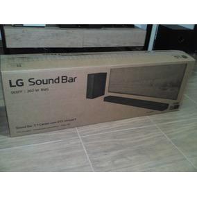 Soundbar Lg Sk6 Sk6f 360 W 2.1 Dts Virtual X Fm Na Caixa !!!