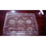 Domo De Plástico Para Muffin