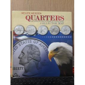 Super Coleção - Estados Americanos - Quarters