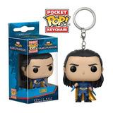 Funko Pop Keychain Marvel Thor Ragnarok Loki Nortoys