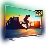 Smart Tv 55 Pulgadas Philips 55pug6703/77 4k Ambilight Gtia