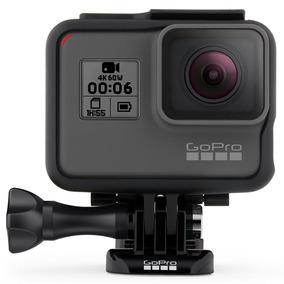 Câmera Digi Filmadora Gopro Hero 6 12mp Vídeo 4k Lcd 2.0 Chd