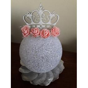 Centro De Mesa Para 15 Corona De Princesa - Souvenirs para 15 Años ... 4ea74c5bffc0